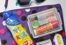 Kids: on the go bags