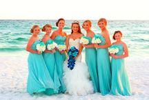 bridesmaidsrokke