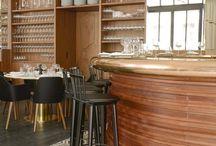 KARINE LEWKOWICZ - architecte d'intérieur / Projets privés et publics  - Restaurant Le Lazare @ Paris - Restaurant Le Vrai @ Milan - Maisons et appartements
