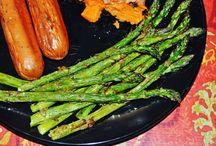 Food ~ Vegetable & Vegetarian / an assortment of vegetable and vegetarian meals