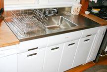 Sink & counter inspiration