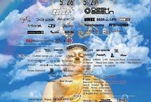 World DJ Festival  / Asia's Best Electronic Festival @Yangpyeong, South Korea  / by World DJ Festival