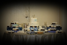 Ashley's Cruise Wedding & Winter Reception / by Jana Blacker