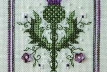 cross stitch / by Michele