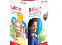 Helium Gas / Inflate balloons with helium gas available to buy or hire from Oscar's Den