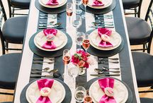 Bridal shower party styling ideas