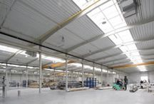 Kontrukcje stalowe - realizacje / Nasze realizacje konstrukcji stalowych, które wykonujemy dla innych firm