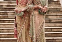 Saree inspo / Functional wear