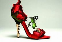 shoe obsession / See the Beauty in Every Sole! / by Elly Zweigbaum