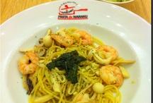 Enjoy Eating / by Pin Arayangkool