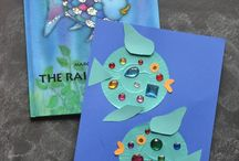 Kinder rainbow fish