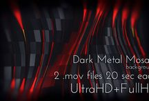 Motion Background / 3D Motion Background on Videohive collection. 3D Animation.