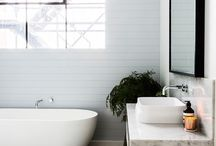 Bathroom :: for a better thinking sessions  / Seat down, relax and think about something good
