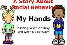 Social Stories and Social Curriculum Materials / Social Stories and Social Curriculum Materials for students with autism or special social needs.