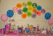 PartieGeniez / We cater for children's birthday parties in Indonesia. We provide food, decorations, games and arts and crafts for birthdays! :)