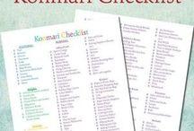 konmari/simplify / by Jennifer Thurman