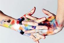 Fota händer