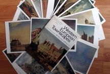 ~ Postcards & Paper Ephemera ~
