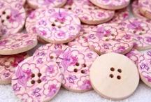 El Baúl - Botones de madera / Catálogo de los botones de madera que tenemos en la tienda
