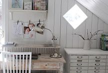 Shabby Chic inspirations / shabby chic, cottage chic, shabby white,  French chic, Provence, country / by Marta @CostaChic