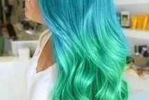 Epic hair colours