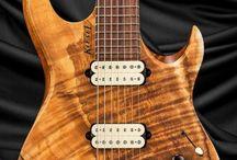 Kiesel/Carvin Guitars