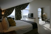 Luxury Bedrooms / Showcasing our bedrooms at the Salthouse Harbour Hotel