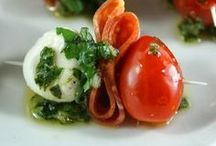 Hors d'oeuvres / Mouth-watering appetizers served hot or cold!