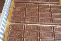 Chocolate, Peanut Butter & Nutella
