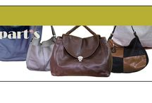 Épart's / Bolsos, leather bags