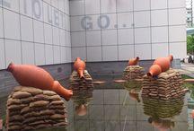 I Love Public Art / Art Installations in Public Spaces