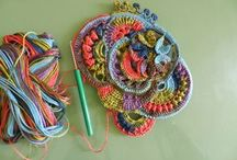 Crochet - free form