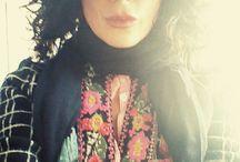 Silvia hippie boho