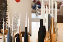 bottle decorations
