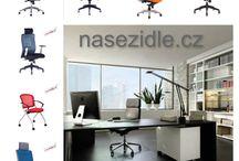 kancelářská židle / Správný výběr kancelářské židle.