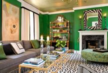 Salon design ideas / by Jaletta Jenkins