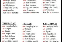 Worth a Try Workouts / Exercise