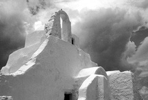 greece (black&white)