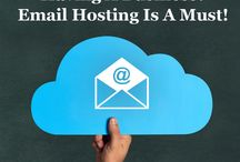 Email Hosting / An email hosting or email hosting service is basically an internet hosting service which operates email servers. Usually, an email hosting service provides premium email at some cost when compared to advertisement endorsed or supported free email or even free webmail.