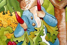 Beatrix Potter - Art / Alles van Beatrix Potter.