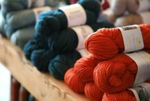 Yarns We Love / Yarns that we are currently drooling over