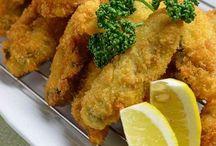 魚介類レシピ