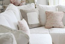 Living Room / by Cortney { Faith. Home. Love.}