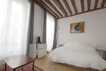 Charming Eve Vacation Rentals in St Germaine / This charming studio to rent in Paris is located in one of the most popular, active and sparkling neighborhoods of central Paris and the most fashionable district of the capital, St Germaine.