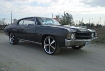 My new ride / Chevy Chevelle