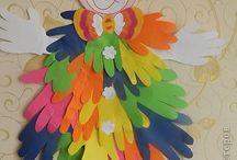 Kreatív kézműves ötletek-gyerekeknek