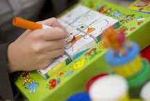 School Articles, Stationary, Arts & Crafts, Creativ Design at Spielwarenmesse 2015 / by Spielwarenmesse