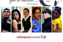 Estampas Peruanas - Portafolio Diseño Gráfico