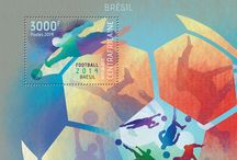 New stamps issue released by STAMPERIJA | No. 390 / CENTRAL AFRICAN REP. (Centrafrique) 25 02 2014 Code: CA14113a-CA14125b