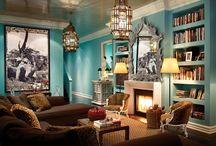 My House / My dream room and house. / by Jadyn Holt
